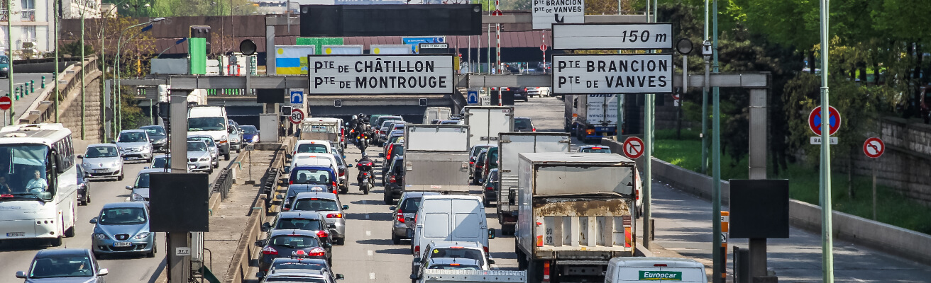 French Motorway