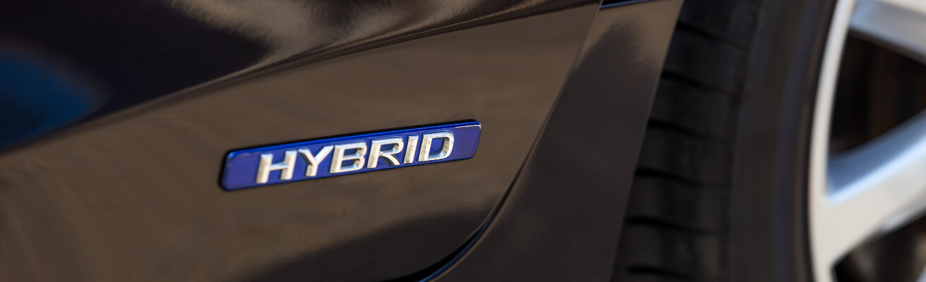 Hybrid sign